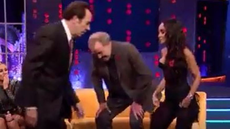 Jeremy Clarkson Follows In Miley Cyrus's Footsteps By Twerking On TV