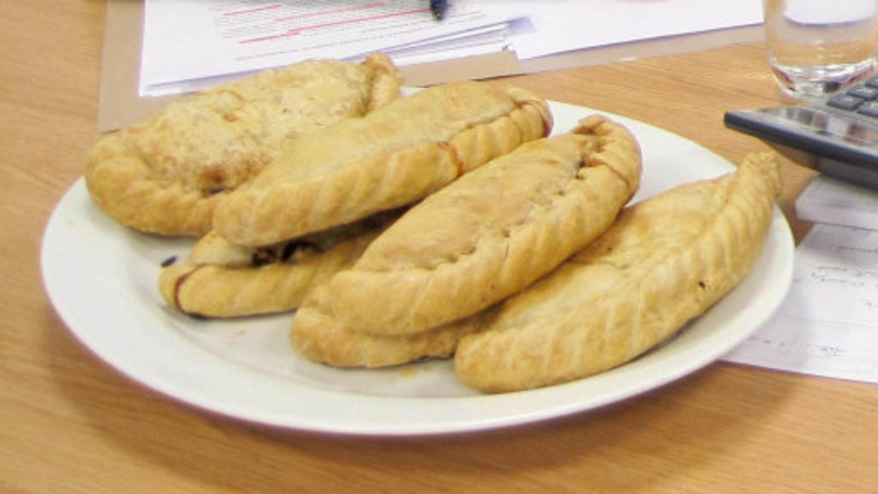 'Hawaiian Pizza Of Pasties' Voted One Of The Best On Earth