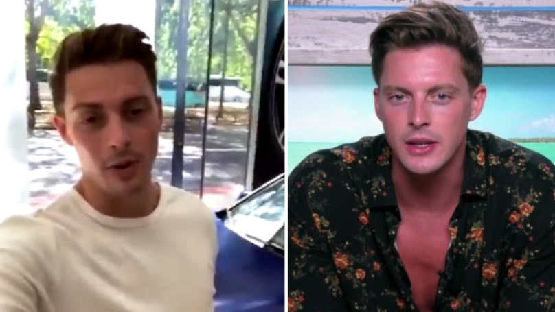 Oh Hell, Dr Alex Just Posted The Cringiest Video In Love Island History