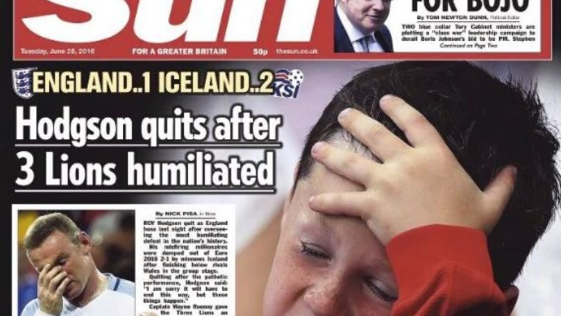 The Sun's Front Page Today Is Really Pissing People Off