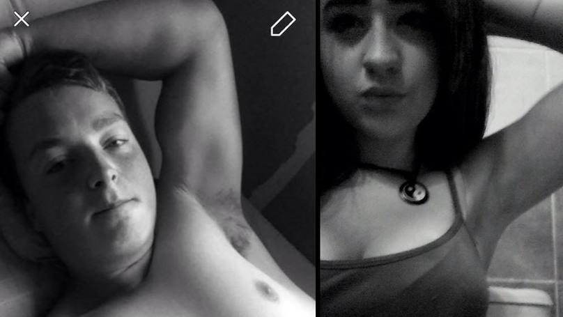 Dad Humiliates Son After He Posts Embarrassing Topless Selfie To Facebook