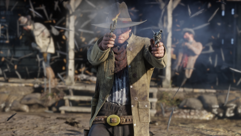 Rockstars ​'Red Dead Redemption 2' Sells More Games In 8 Days Than Its Predecessor Did In 8 Years