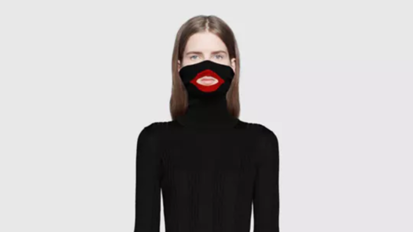 Gucci Apologises After Selling Jumper That 'Resembles Blackface'