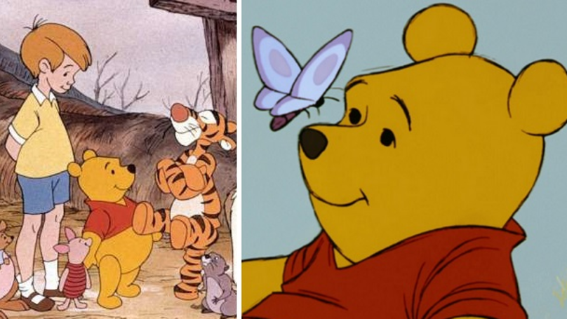 Winnie The Pooh Was Originally A Girl And Our Minds Are Blown