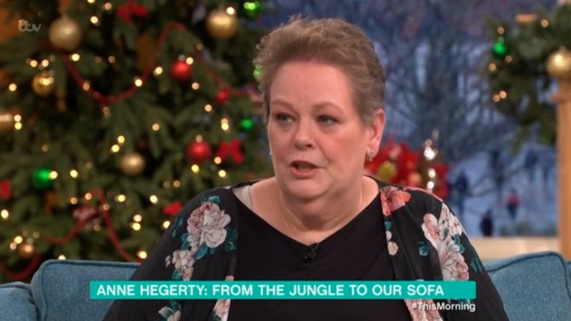 Anne Hegerty Meets Superfan Living With Autism On This Morning