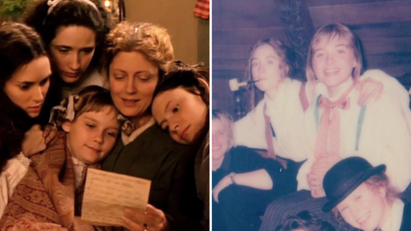 The First Picture Of The 'Little Women' Cast Starring Emma Watson Is Here