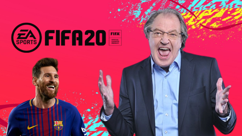 There's A Petition For Ray Hudson To Be A Commentator On FIFA 20