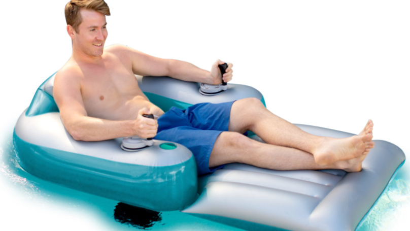 You Can Now Buy Motorised Pool Floats, So Shut Up And Take My Money