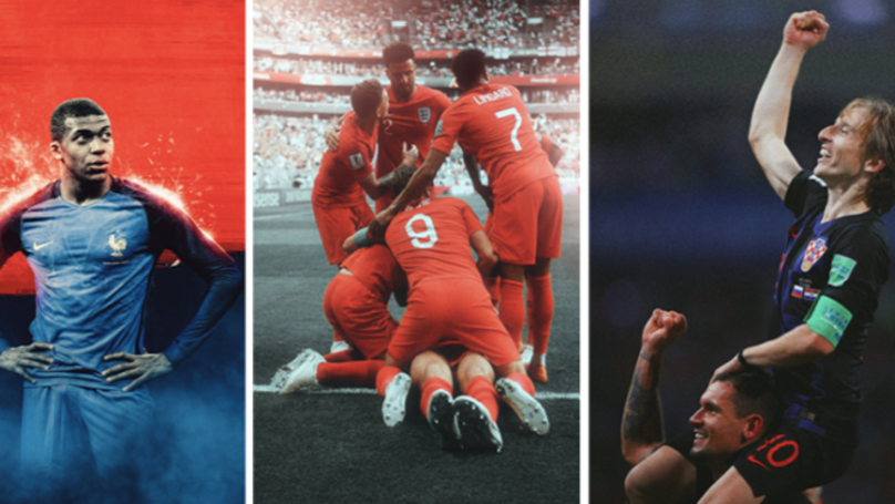 France Are Through To The World Cup Final