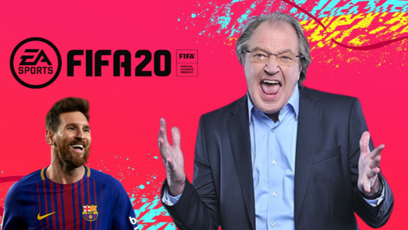 Someone Has Set Up A Petition To Get Ray Hudson's Commentary In FIFA 20