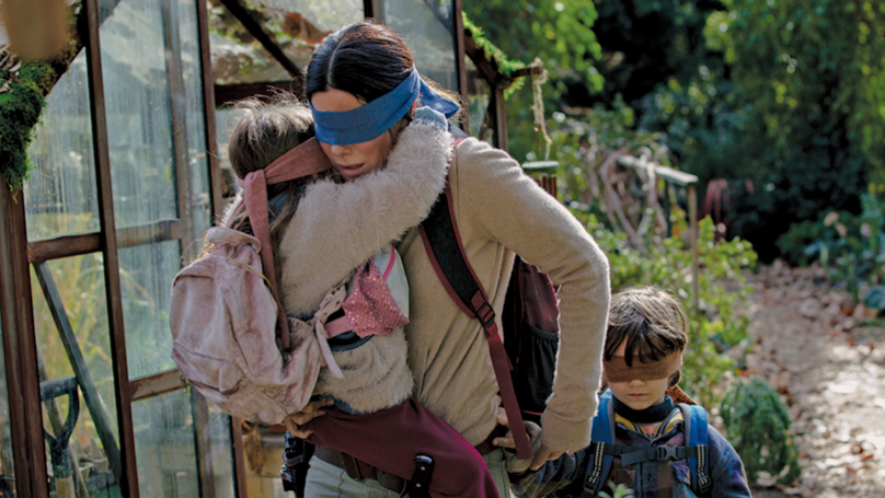 A 'Bird Box' Sequel Is On Its Way After Netflix Film Inspired Author
