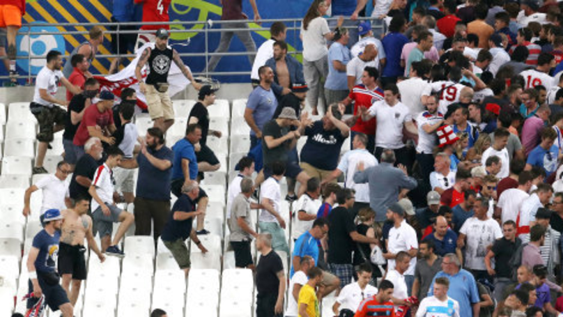 Russian Football Hooligan Charged With Paralysing England Fan