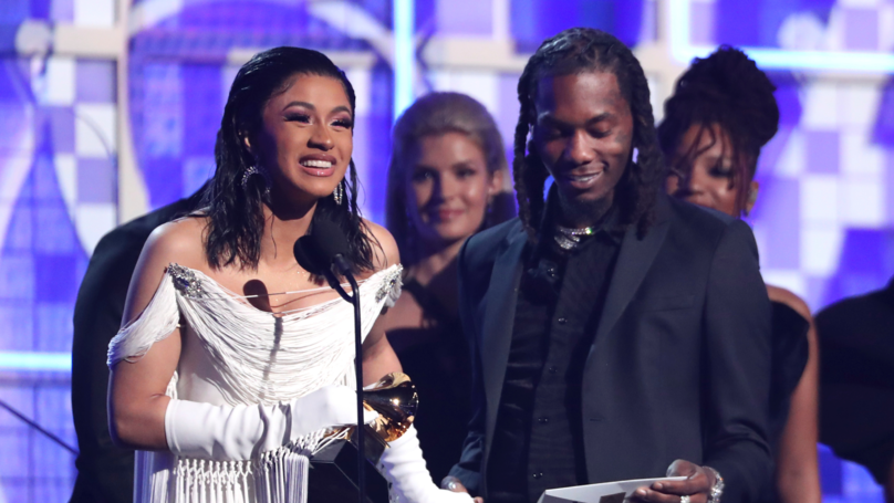 Cardi B Disables Her Instagram After Trolls Mocked Her For Winning Best Rap Album Grammy