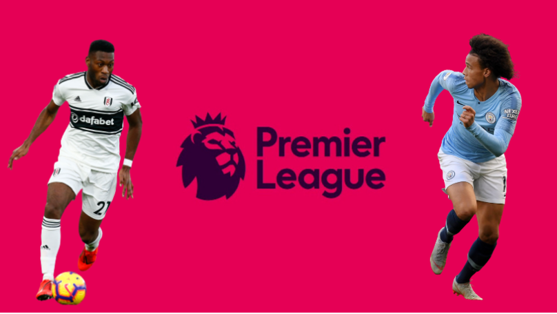The Top Six Fastest Players In The Premier League This Season