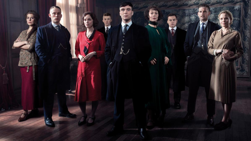 Netflix Just Added 'Peaky Blinders' Season Four