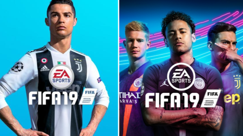 EA Sports Issue Statement Regarding The Removal Of Cristiano Ronaldo From FIFA 19 Branding