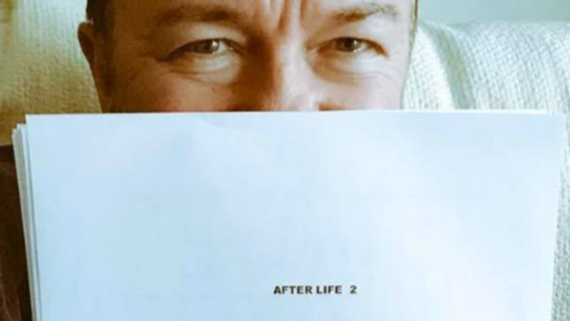 Ricky Gervais Has Finished The Script For Season Two Of After Life