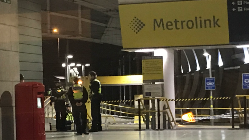 Police Say Manchester New Year's Eve Stabbings Are 'Terror Related'