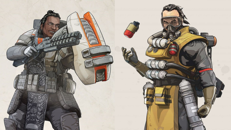 ​Latest 'Apex Legends' Update Is All About Making Gibraltar And Caustic Tougher