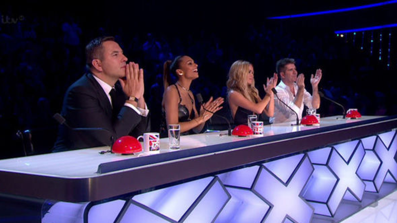 David Walliams Reveals Why He Has A Different Chair On 'Britain's Got Talent'