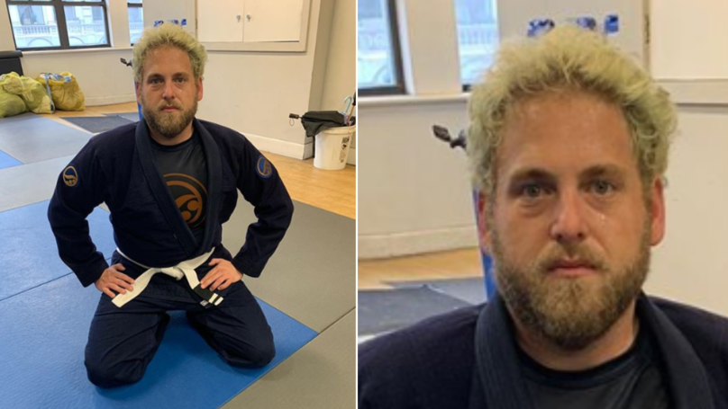 Jonah Hill Starts Jiu Jitsu Training And Gets 'A** Kicked' By 12-Year-Old