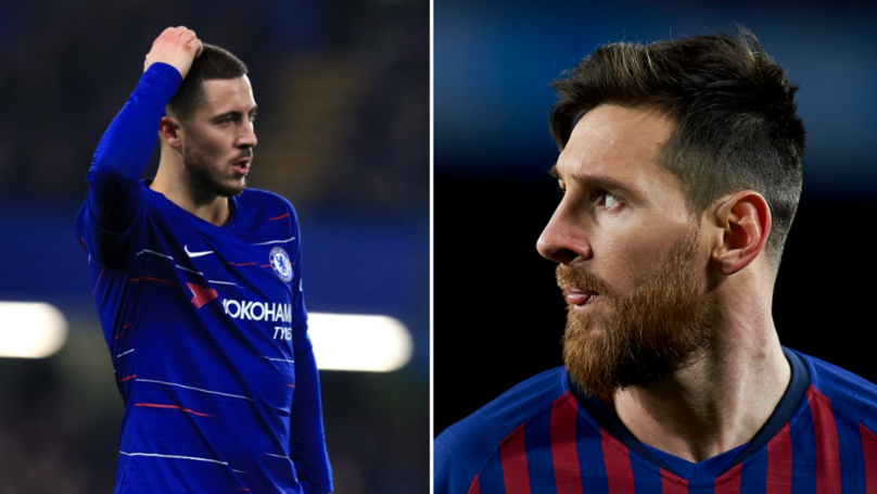 Meet The Defender Who's Level With Lionel Messi And Eden Hazard For Assists This Season