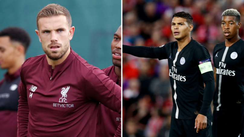 L'Equipe's Ratings For Liverpool And PSG Don't Make Much Sense