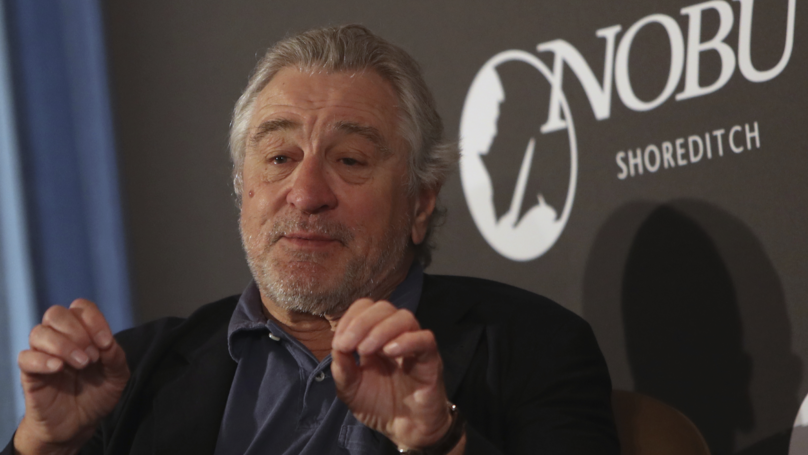 Robert De Niro Bans Donald Trump From Going To His Nobu Restaurants