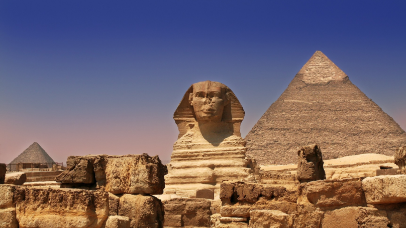 Road Workers Might Have Discovered A Giant 'Second Sphinx' In Egypt