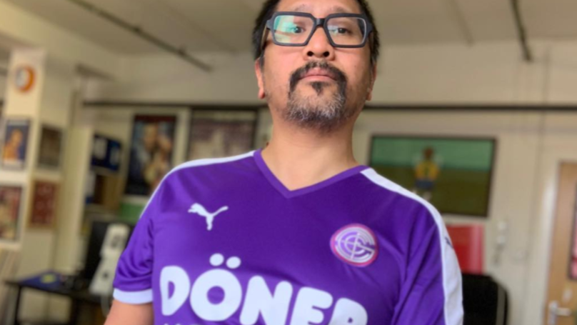 Artist Designs Amazing Football Shirts You'll Never See In The Premier League
