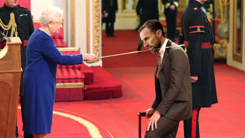 England Boss Gareth Southgate Set To Be Knighted