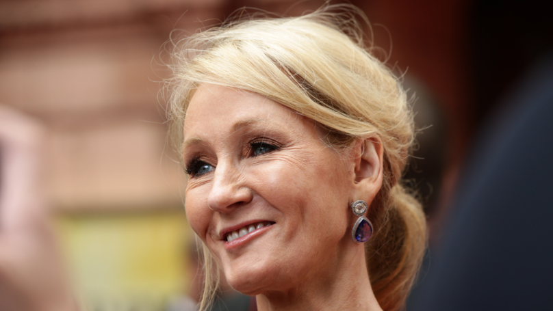 JK Rowling Reveals Her Favourite Crazy 'Harry Potter' Fan Theory