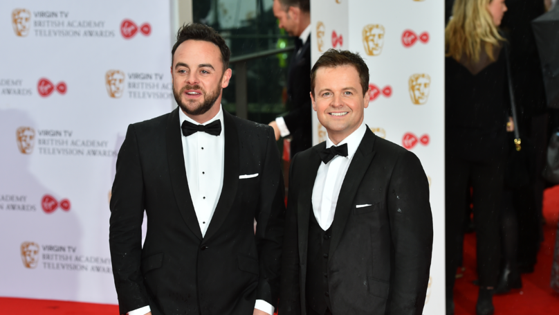 Ant And Dec Post First Picture Together After 10 Months Apart