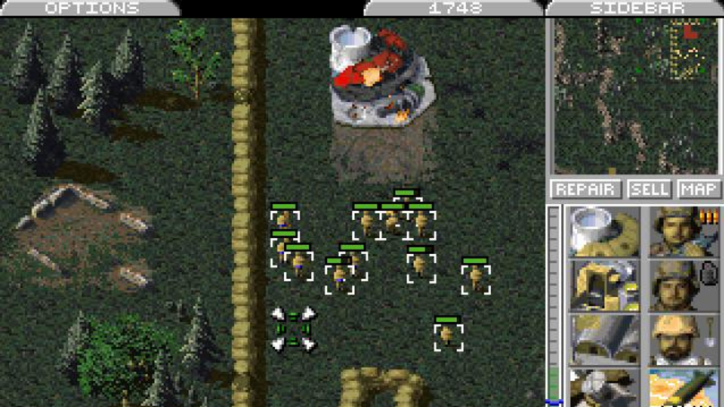 EA 'Exploring' Command And Conquer Revisit For Its 25th Anniversary