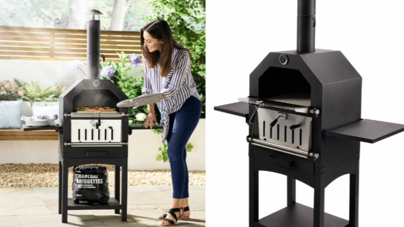 Aldi's £99 3-In-1 Pizza Oven Is Back In Stores
