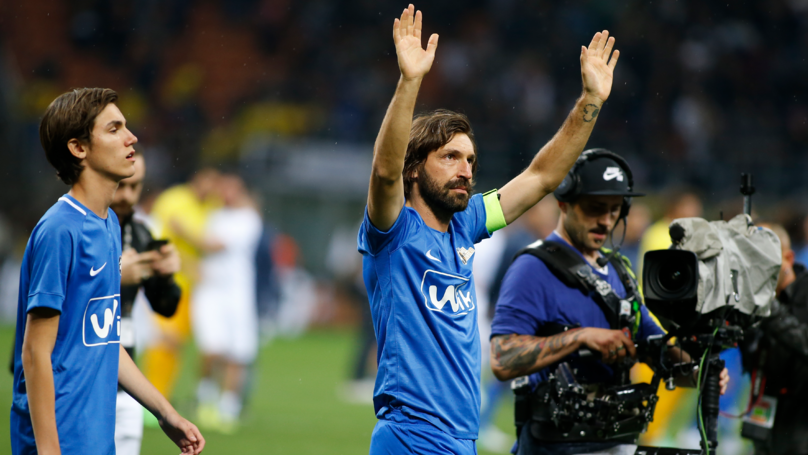 Australian Semi-Pro Team Try To Get Andrea Pirlo To Make Incredible One-Off Return To Football