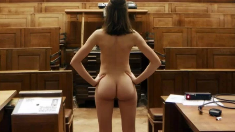 Why Do Some People Absolutely Love Getting Naked In Public?
