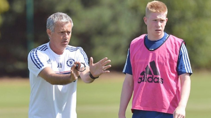 Kevin De Bruyne Reveals The Blunt Truth About His Relationship With Jose  Mourinho 9a7ab2597