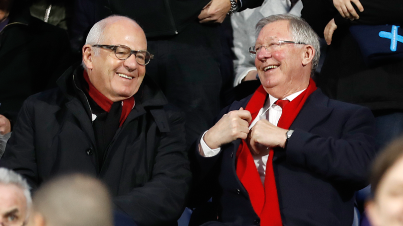 Sir Alex Ferguson Pays NHS Back For Saving His Life By Helping Raise £405,000