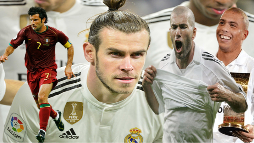 Gareth Bale's Real Madrid Stats Compared To Three Club Legends Will Surprise You