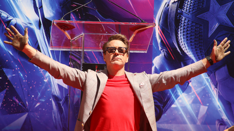 Iron Man's Robert Downey Jr Wants To Use AI To Clean The Earth