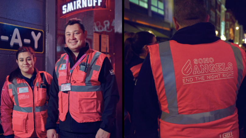 These Regular LADs Are Making Nights Out More Safe For Everyone