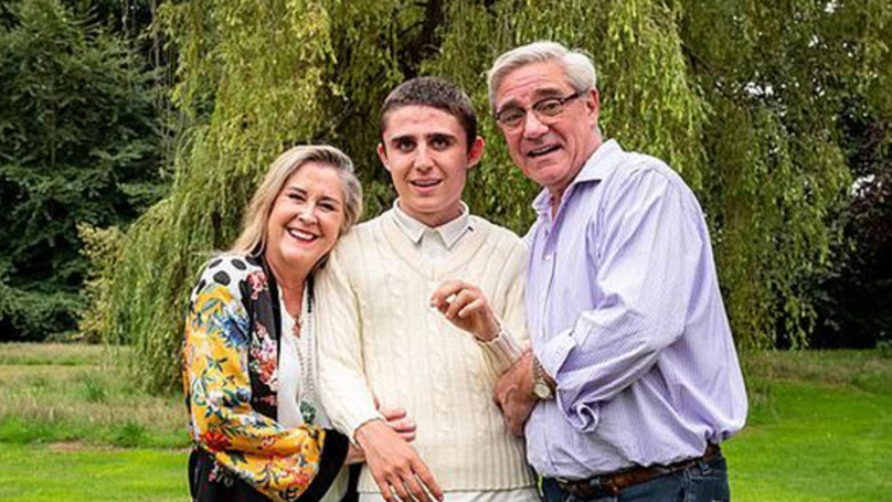 ​'Gogglebox's' Steph And Dom Explore Medical Marijuana For Epileptic Son In New Documentary