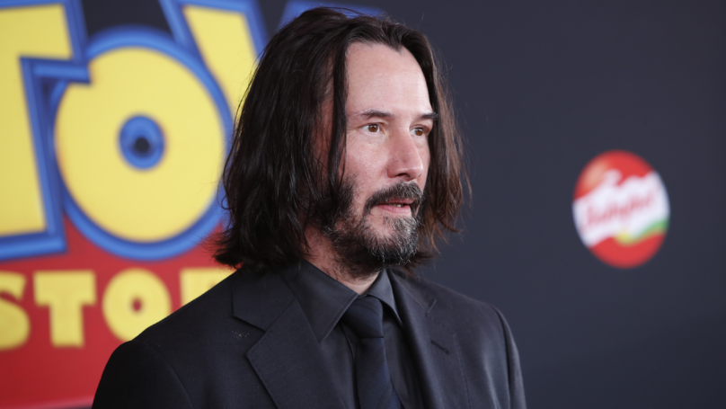 Petition To Make Keanu Reeves Time Magazine's Person Of The Year Reaches 7000 Signatures