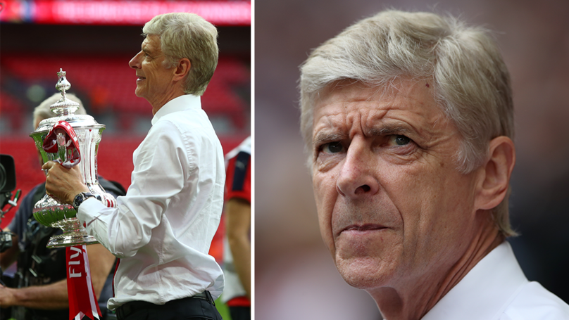 BREAKING: Arsene Wenger Has Agreed A New Two-Year Contract With Arsenal