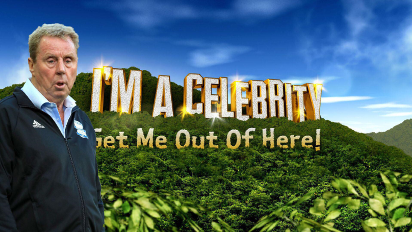 Odds On Harry Redknapp To Win I'm A Celeb Revealed
