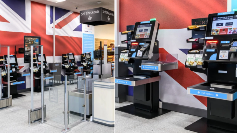 Aldi Is Trialling The Self-Service Tills We've All Been Waiting For