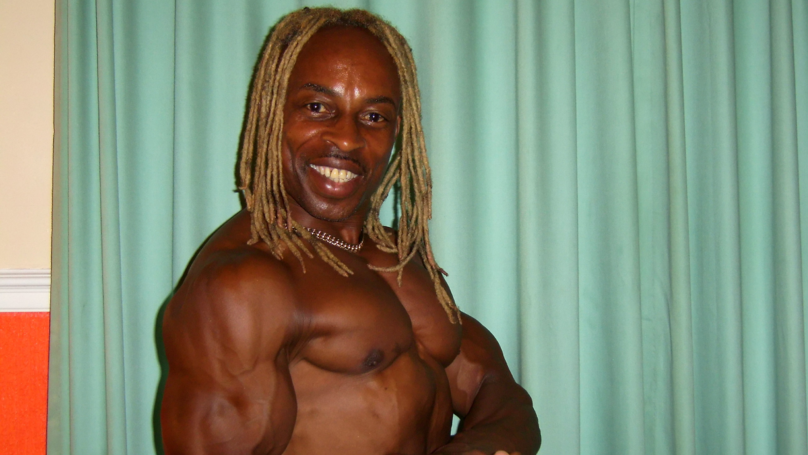 Granddad Once Given Just Eight Weeks To Live Becomes Bodybuilding Champion