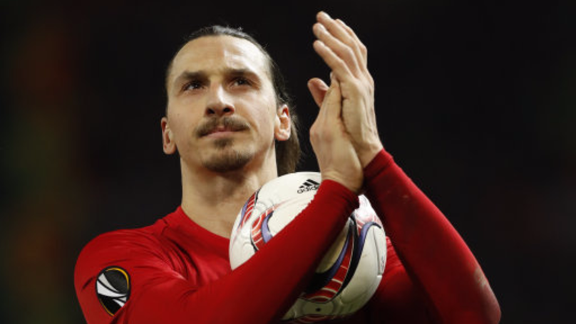 Zlatan Ibrahimović Has Something To 'Teach' Anthony Joshua Following Win Over Carlos Takam