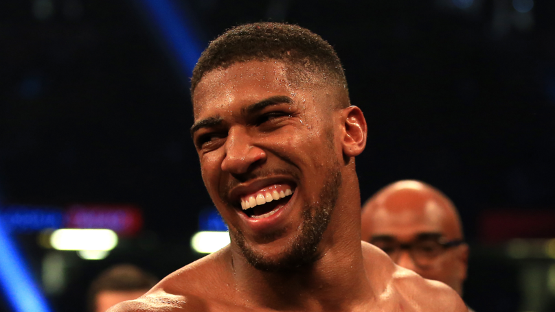 Anthony Joshua In 'Sexism' Row After Comments About His Niece